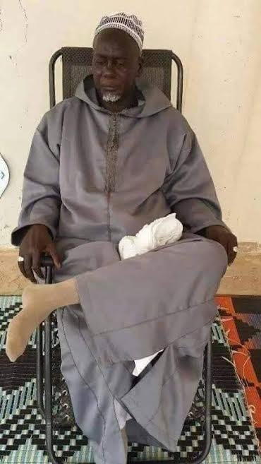 URGENT!Serigne Moussa Nawel MBACKÉ endeuillé...