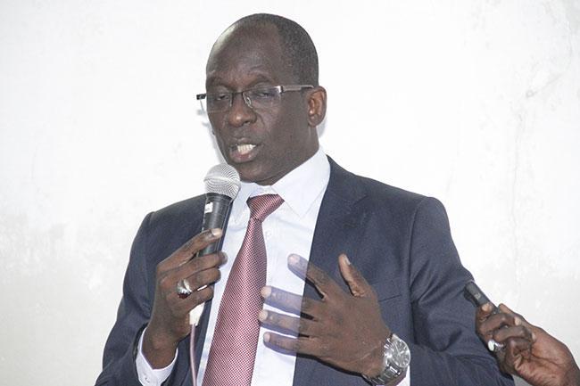 Abdoulaye Diouf Sarr hué à son tour à la mairie de Dakar.