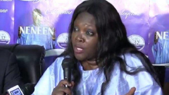 Présidentielle De 2019 : Ndella Madior Diouf Se Retire