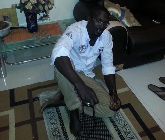 """Khadim Ndiaye, Conté Par Ses Proches : """"Un Homme Pieux, Fervent Talibé Mouride.."""""""