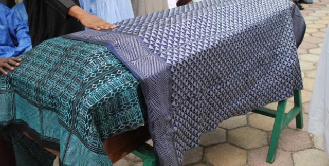Lieu d'enterrement de feu Sidy Lamine Niass, Dialogue de sourds au sein de la famille de l'illustre disparu