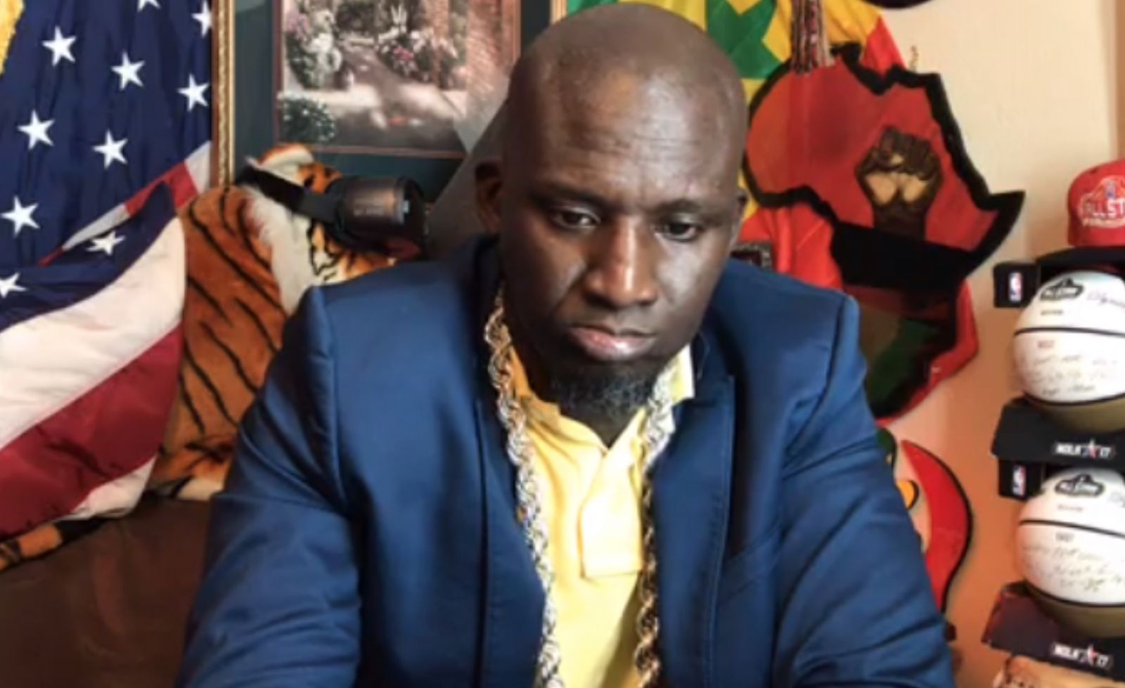 Assane Diouf sera fixé sur son sort le 8 janvier 2019