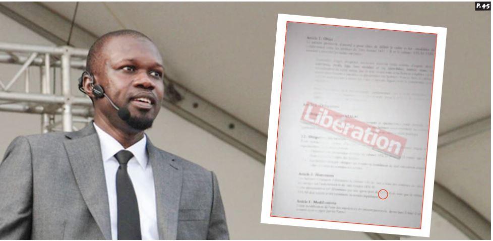 Le leader du Pasteef livre le nom de sa société après un ''coup de fatigue'', Atlas d'Ousmane Sonko et les héritiers du Tf 1451/R : Au sommet d'une liaison dangereus