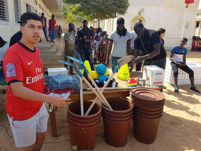 Les jeunes de la commune de Meudon en France montrent la voie à la jeunesse Sénégalaise