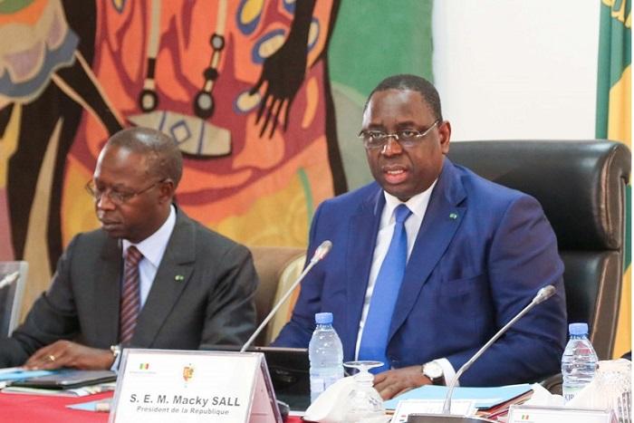 Communique du Conseil des ministres du 09 janvier 2019