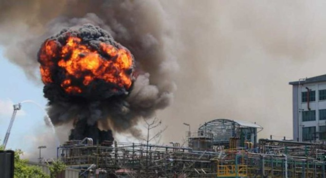 Urgent – Explosion à Diamniadio : deux morts et plusieurs blessés…