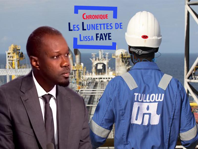 """La """"journaliste britannique"""" qui """"mouille"""" Ousmane Sonko est introuvable"""