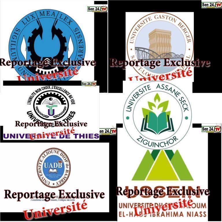Université de Thiès (UT): Reportage Exclusif