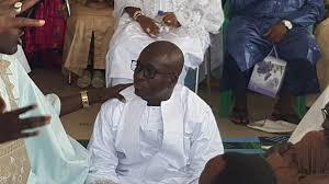 Cheikh Fall, Dg COMTEL, a perdu son père