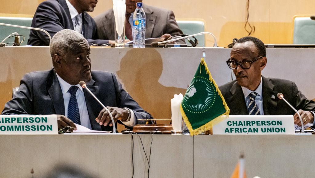 Présidence de l'Union africaine: après Paul Kagame, voilà Abdel Fattah al-Siss
