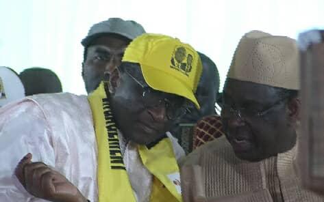 Campagne électorale – Racine Sy en pleine action pour faire réélire Macky Sall