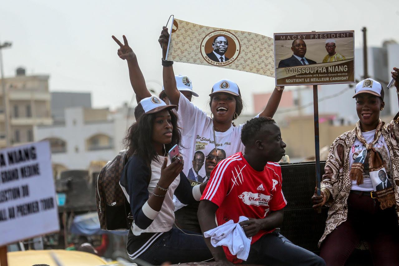 Macky Sall à Guédiawaye : «Vous démontrez qu'il n'y aura pas combat dimanche»