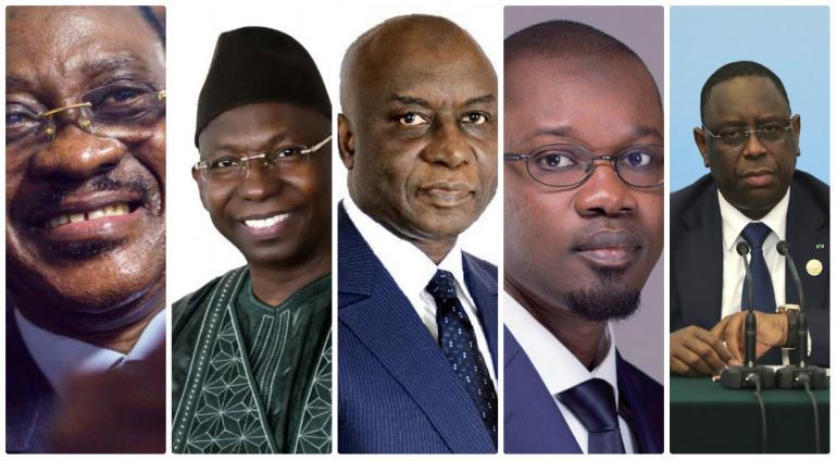 Présidentielle 2019 : Aucun des cinq candidats ne vote à Dakar