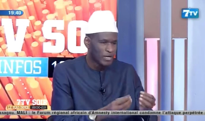 "Thierno Lo: ""Macky SALL ne peut pas dialoguer avec Me Abdoulaye WADE sans régler le cas Karim WADE"""