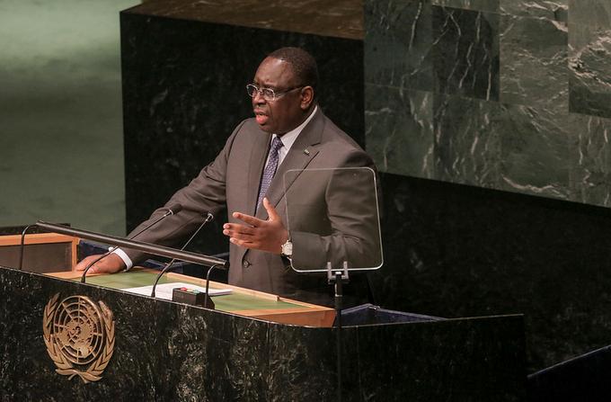 """""""Apres 2024, Macky Sall peut devenir Secrétaire Général de l'ONU"""""""