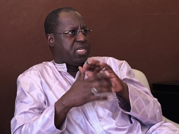 La réaction de M. Abdou Karim SALL après sa nomination