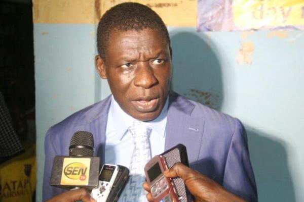 Farba Senghor provoque:« Macky Sall doit sanctionner tous les responsables de l'APR qui ont perdu... »