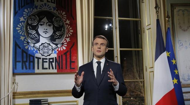 URGENT- L'allocution d'Emmanuel Macron est reportée en raison de l'incendie de Notre-Dame