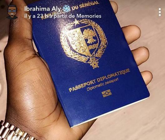 Retrait de passeports diplomatiques : Des marabouts, un magistrat et des enfants de ministres visés