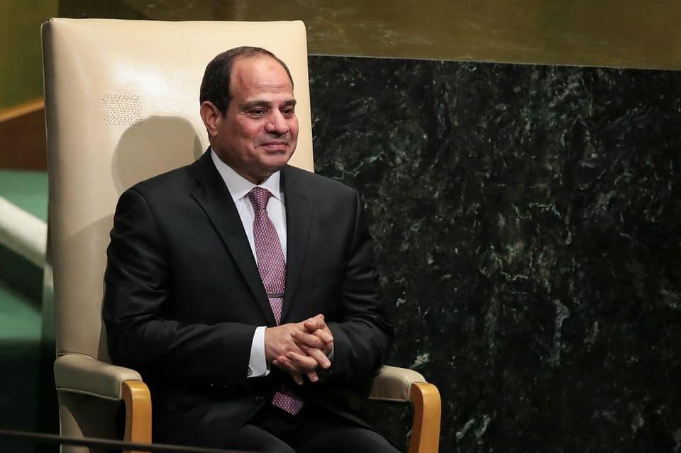 La présidence d'Abdel Fattah al-Sissi prolongée