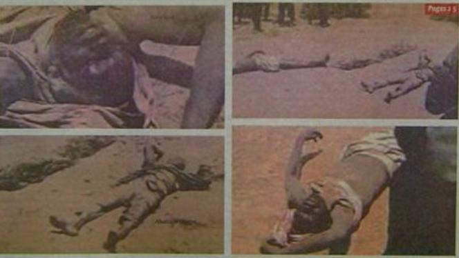 """Procès des Thiantacounes : """"Les corps étaient ensanglantés, le bras d'une victime traînait par terre…"""""""