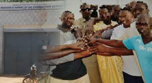 """Révélation de l'un des Thiantakones : """"la fosse commune était prête à accueillir Ababacar Diagne qui n'était pas mort"""""""