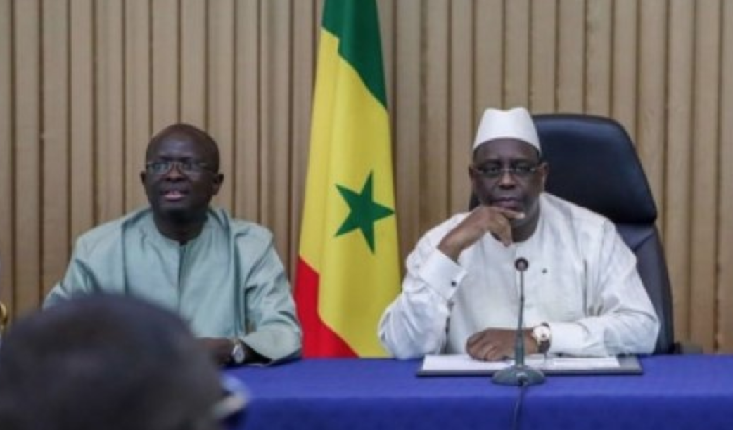 Modou Diagne Fada bombardé DG de la SONACOS