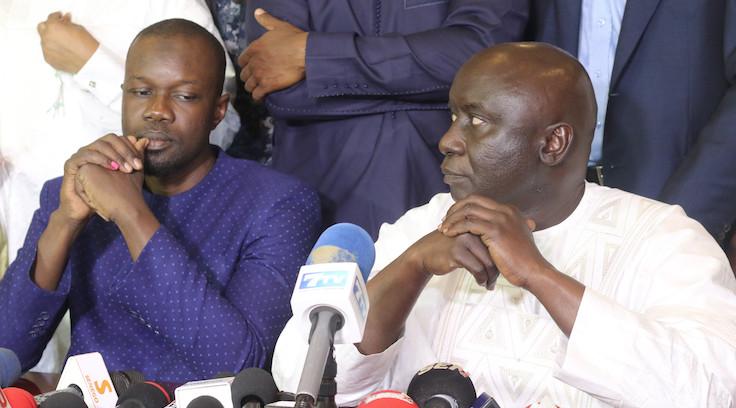L'opposition Sénégalaise sort enfin du bois et ...parle!