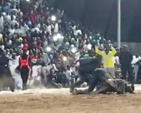 Le film du combat Garga Mbossé vs Moussa Ndoye