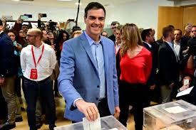 Ce que l'on sait des trois options de Pedro Sanchez, vainqueur des législatives sans majorité
