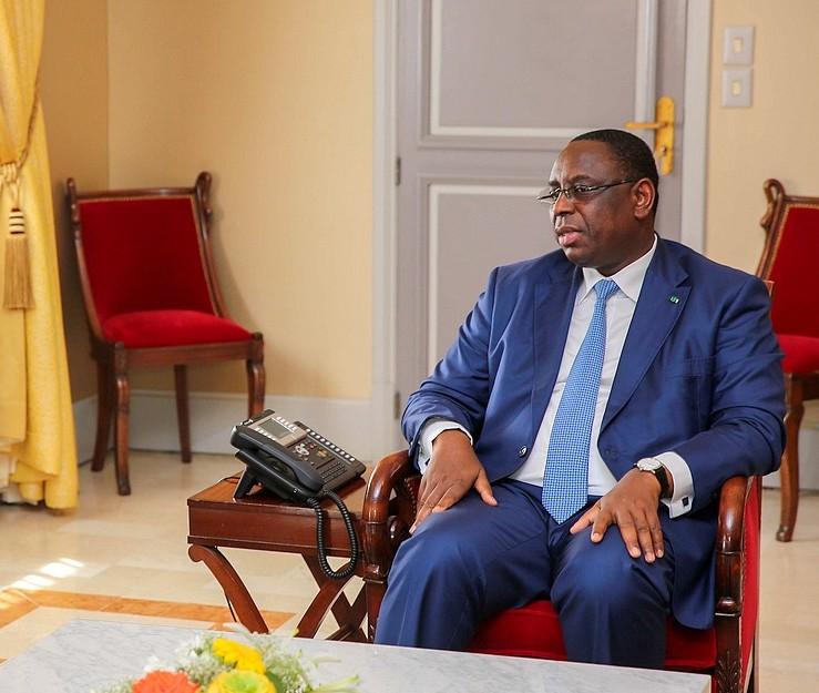 Le Pr Macky Sall a reçu Mme le ministre des affaires étrangères du Ghana