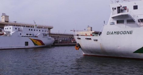 Le bateau DJILOR arrive à Dakar dans... 48 heures (EXCLUSIVITÉ DAKARPOSTE)