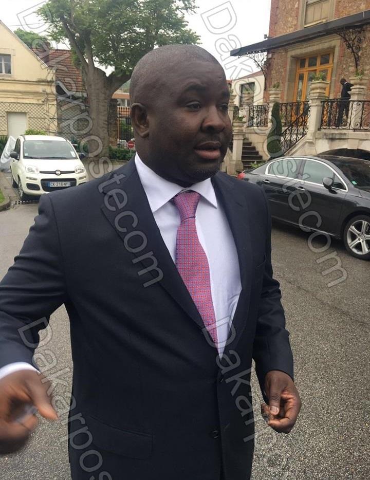 Le célèbre Lahat Ndiaye a été reçu par le Pr Macky Sall