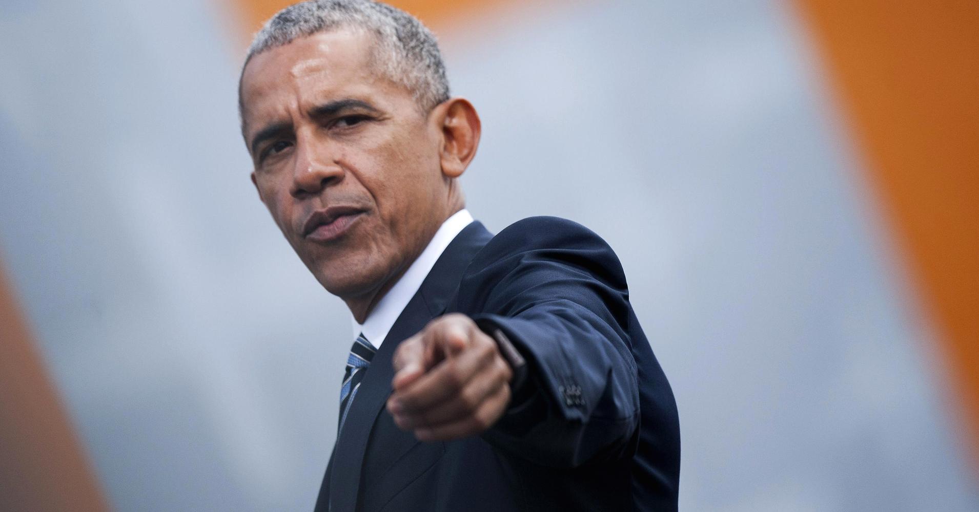 L'ex Président des USA , Barack Obama ...parle !