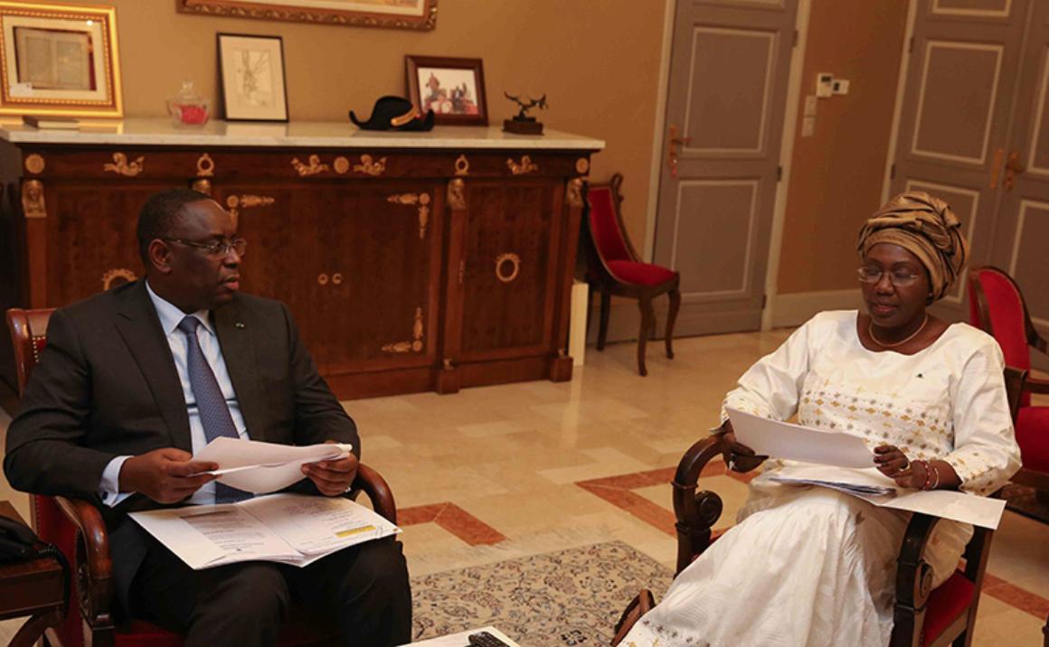 Ex-présidente du CESE : Aminata Tall en colère contre Aminata Touré