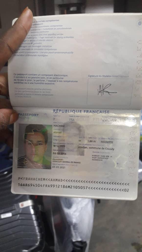 Ahmad Hachem, français d'origine libanaise, tombe avec deux valises de presque... 3 milliards de f Cfa en coupures d'Euros