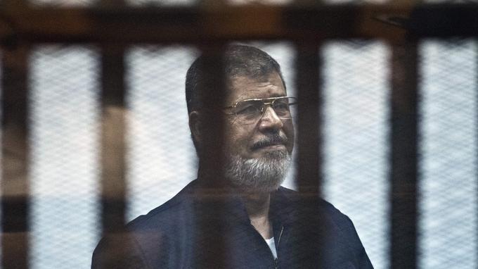 L'ancien président égyptien Mohamed Morsi est mort lors d'une audience au tribunal