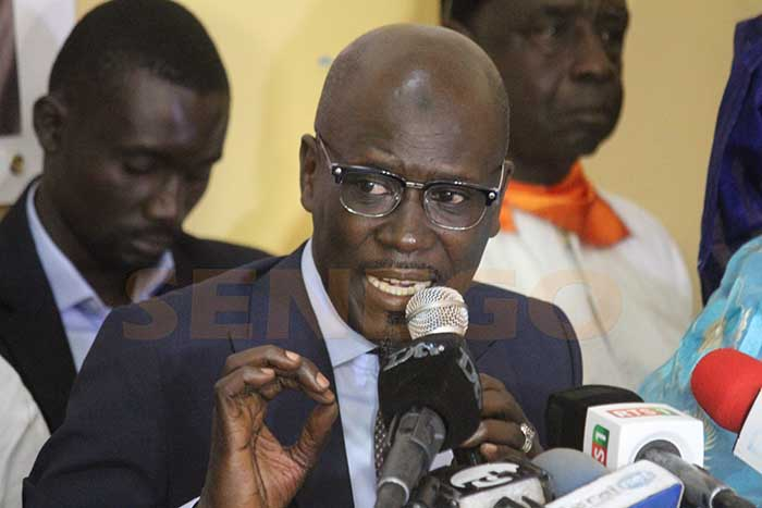 C'est désormais officiel ! Seydou Gueye nommé ministre conseiller en charge de la communication de la présidence, Latif Coulibaly nommé ministre porte parole de la présidence