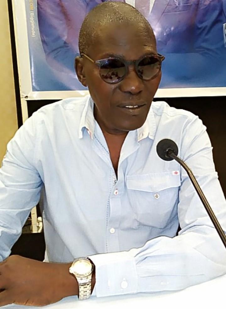 Guissé, frère du chanteur Oumar Pène