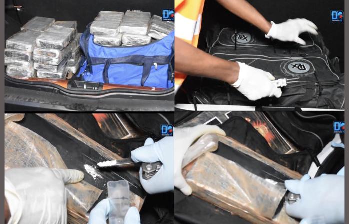 L'affaire de la drogue volée au port : Tous placés sous mandat de dépôt