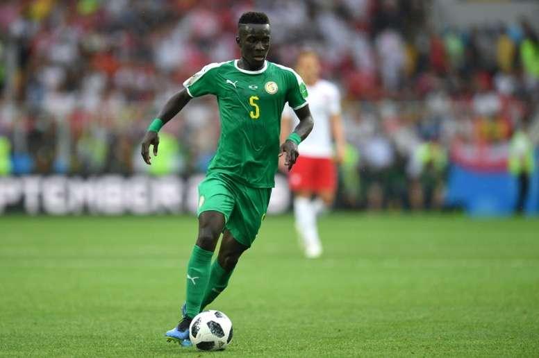 CAN 2019: le Sénégal ouvre le score face au Bénin