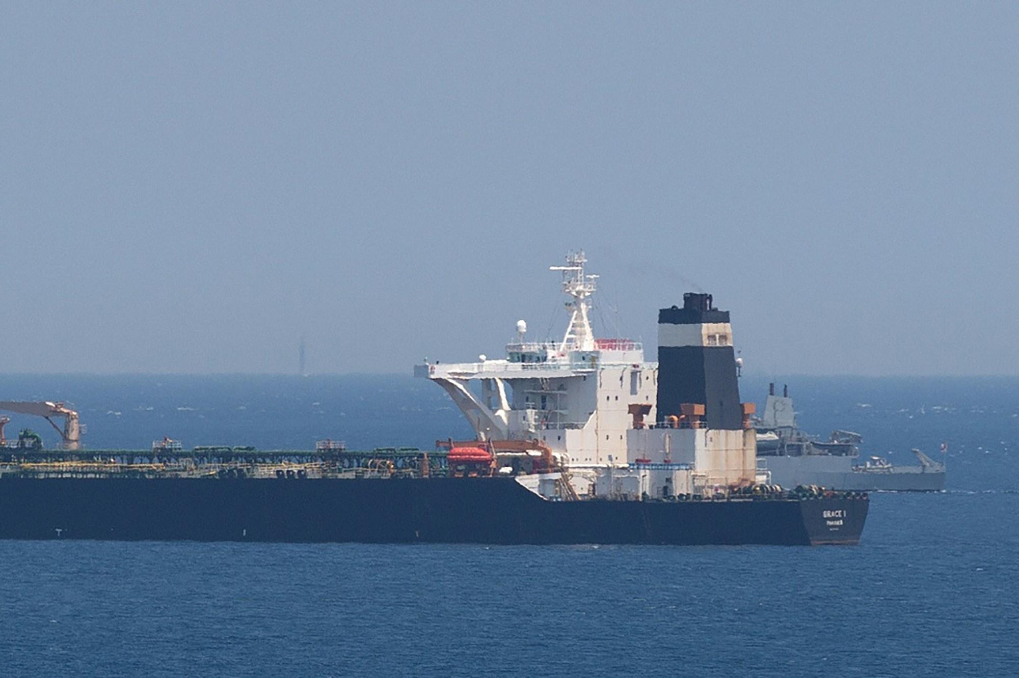 Londres accuse l'Iran d'avoir tenté de saisir un pétrolier britannique dans le détroit d'Ormuz
