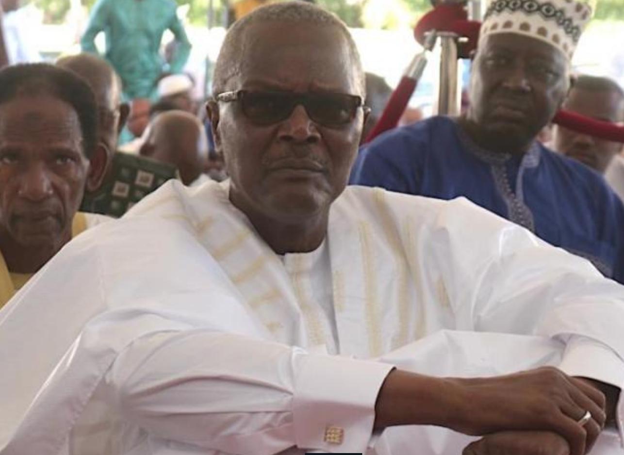 PARIS : Revivez la levée du corps d'Ousmane Tanor Dieng
