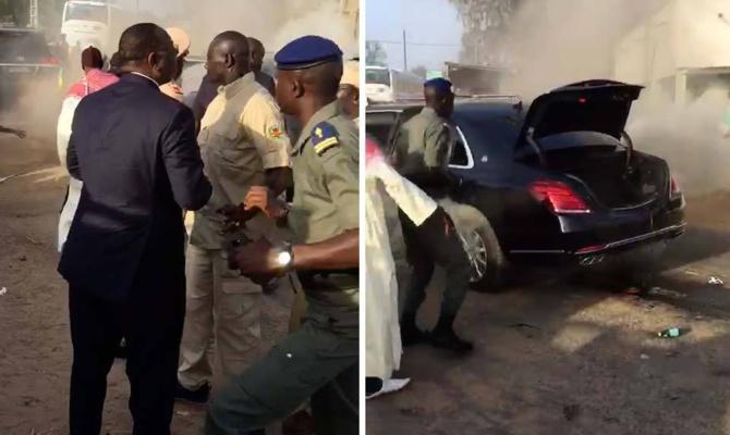 Ibrahima Ndongo, ancien responsable adjoint du parc automobile de la Présidence : « il faut ouvrir une enquête sur la limousine présidentielle »
