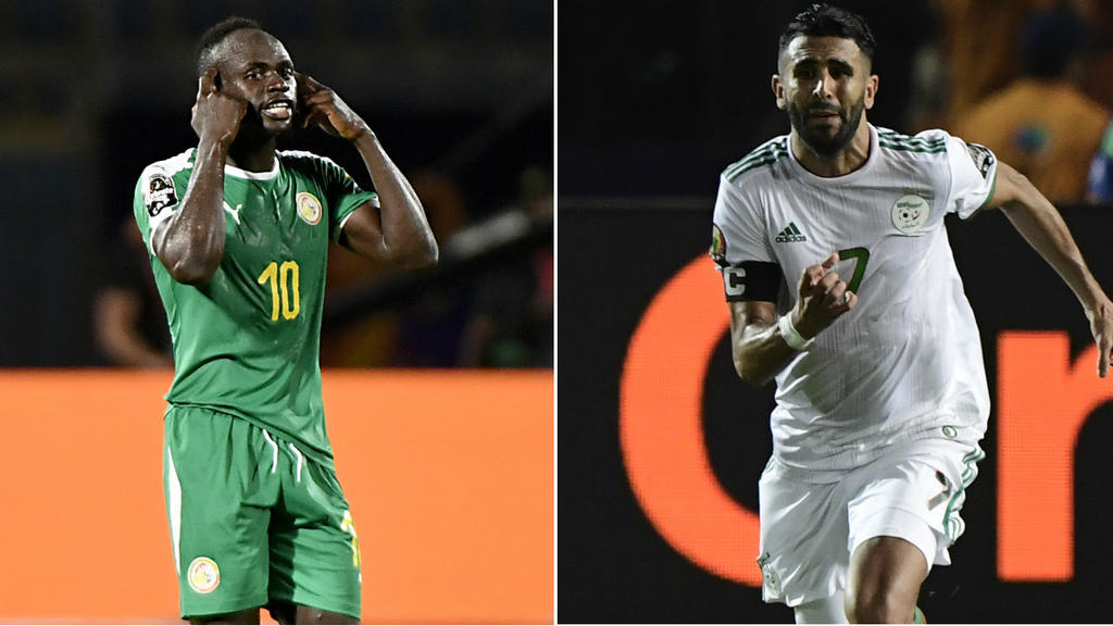 CAN-2019 : Mané ou Mahrez, deux stars mais un seul Pharaon d'Égypte