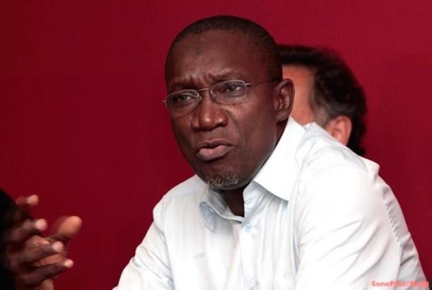 Me Amadou SALL Dit Niet À WADE