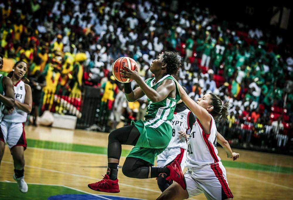 Afrobasket 2019 : les Lionnes dictent leur loi à l'Egypte (85-47) et filent en quarts