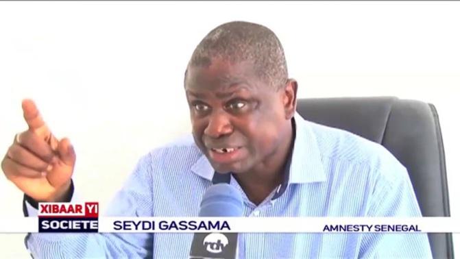 Seydi Gassama: « Macky Sall doit se rendre compte qu'il n'est pas la reine Elisabeth »