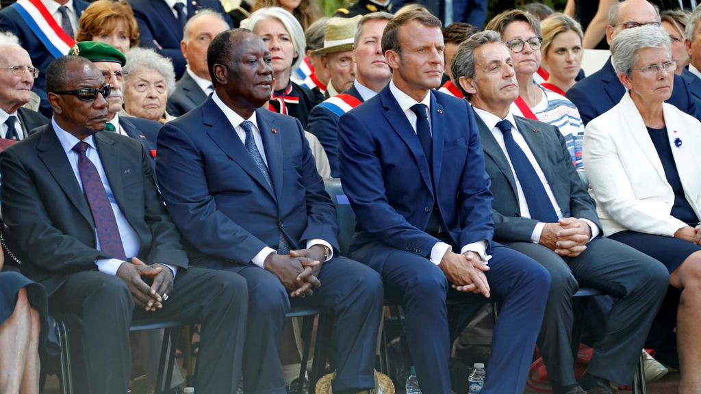 Débarquement de Provence : Macron demande aux maires d'honorer les combattants africains