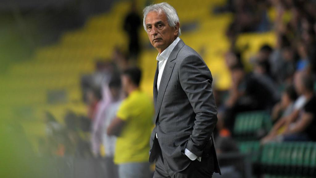 Vahid Halilhodžić avait démissionné de ses fonctions d'entraîneur du FC Nantes début août 2019